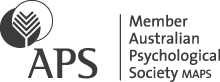Member Australian Psychological Society (MAPS)